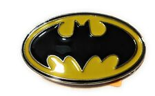~ NEW BATMAN LOGO ~ CLASSIC METAL BELT BUCKLE ~ great for comic con