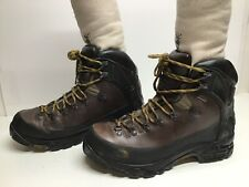 VTG MENS THE NORTH FACE GORETEX WORK BROWN BOOTS SIZE 10.5