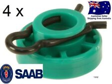 4x Saab Green Front Power Window Roller Guide For 9-5 9-3 900s Volvo 850 V70 S70