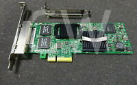 EXPI9404VT INTEL PRO/1000 VT QUAD PORT RJ45 PCIe LP Server Network Adapter YT674
