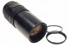 LEICA BAYONET MOUNT TELYT-R 4/250mm BLACK FILTER Ser. 8