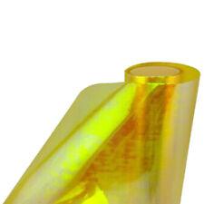 Chameleon Color Tint Vinyl Film Wrap Sheet Sticker For Car Headlight Light Kit