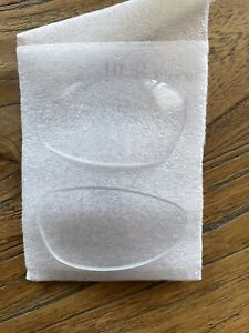 Oakley Verre Clear Lens X Metal Jacket