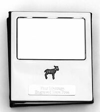 More details for lamb kr design silver personalised photo album free engraving 100 photos 211