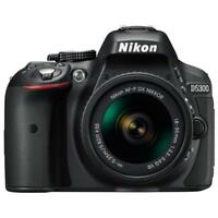 Nikon D5300 24.2MP Digital SLR Camera with 18-55mm VR NIKKOR Lens