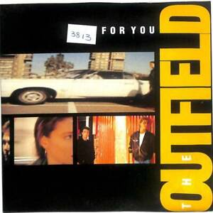 """The Outfield For You UK 7"""" Vinyl Record Single 1991 MCS1501 MCA 45 EX"""