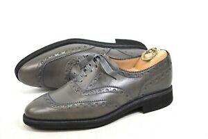 oxfords Crockett & Jones 75C  England ANNA uk6 / 39.5/ 8us shoes brogues