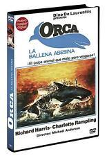 Orca - Orca: La Ballena Asesina - Michael Anderson