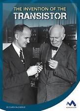 L'invention du transistor par Clara maccarald (cartonnée, 2017)