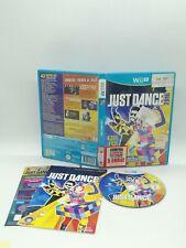Just Dance 2016 videogioco Nintendo Wii U funzionante italiano gioco justdance