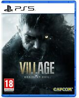 Resident Evil Village - PS5 Playstation 5 - Brand New - In Stock Now