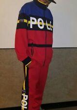 Polo Ralph Lauren Hi-Tech Stadium RL Track Jacket Jogger Outfit RLX Sport XXL