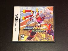 Mega Man ZX Advent Nintendo DS Complete CIB Authentic