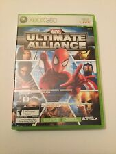 Marvel: Ultimate Alliance/Forza Motorsport 2 (Microsoft Xbox 360, 2007)