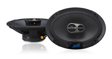 "Alpine SPS-619 Type-S 6x9"" Coaxial 2-Way Speaker"