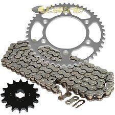 Drive Chain & Sprockets Kit Fits KTM 520EXC Enduro Racing 2000-2002