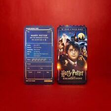 Harry Potter and the Sorcerer's Stone korea Megabox Original Limited movie ticke
