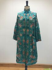 Genuine Vintage Chinese Silk Embroidered Coat