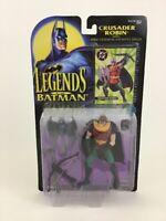 Legends of Batman Crusader Robin Crossbow and Battle Shield Vintage 1995 Kenner
