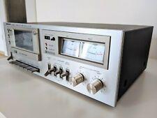 Hitachi D 220 Vintage  Stereo Cassete Tape Deck
