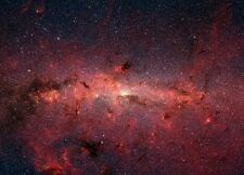 MILKY WAY GALAXY DEEP SPACE POSTER PRINT 26x36