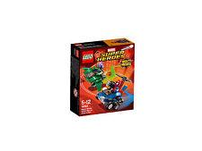 Lego Super Heroes 76064 Spiderman VS Green Goblin Mighty Micros