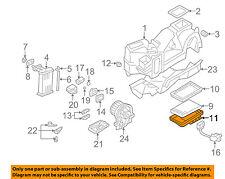 VW VOLKSWAGEN OEM 98-05 Beetle 2.0L-L4 HVAC-Lever Assembly 1J1898001