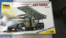 Zeveda Katyusha Rocket Launcher 1/35