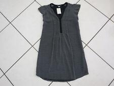 Damenkleider mit Flügelärmeln Normalgröße aus Baumwolle