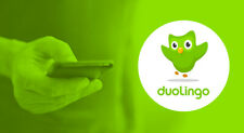 Duolingo Plus | ANDROID ONLY | Premium 2020 Full Version | Subscription Included