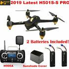 Hubsan H501SS Pro FPV RC Quadcopter 5.8G &2.4G 1080P HD GPS Auto-Return RTF, USA