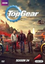 Top Gear: The Complete Season 24 (DVD,2018)