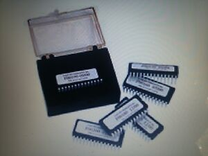 Bally 5500 Safe Ram Clear Chips
