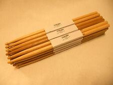 DIMAVERY 12 Paar paires sticks baguettes drumsticks DDS 5A Eiche eik chêne oak