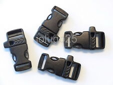 "50 5/8"" Whistle Release Buckles for Paracord Bracelets Webbing #3797-3"