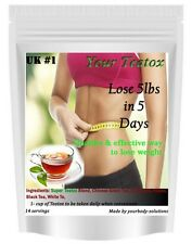 Slimming,Weight loss TeaTox Plus-Strong Detox& Diet Herbal Fat Burner Green Tea