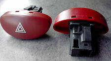 Warning feu détresse Peugeot 206 CC SW phase 2 Valeo fiche 3 contacts 9643213777