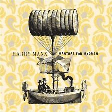 Harry Manx - Mantras for Madmen (CD, 2010, Dog My Cat Records)