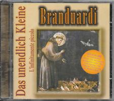 """ANGELO BRANDUARDI CD """"DAS UNENDLICH KLEINE (L'INFINITAMENTE PICCOLO)"""" 2000 EMI"""