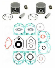2004 Ski-Doo Rev 600 Ho Sdi SPI Pistons Bearings Full Gasket Kit Crank Seals