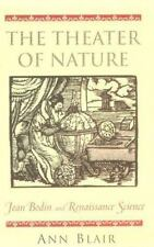 The Theater of Nature: Jean Bodin and Renaissance Science; Blair (1997) 150911