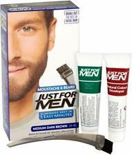 Just For Men Moustache & Beard Medium Dk Brown M40 Discreet Packaging & Listing
