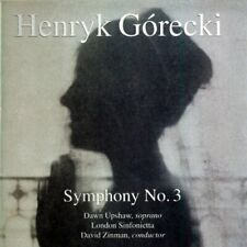 Henryk Gorecki - Symphony 3: Sorrowful Songs (NEW CD)