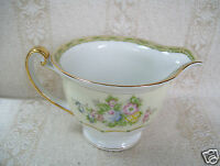 Meito China Hand Painted In Japan Creamer