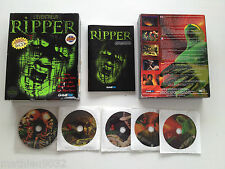 Ripper L'eventreur (Christopher Walken...) 1996 PC Big box boite carton FR