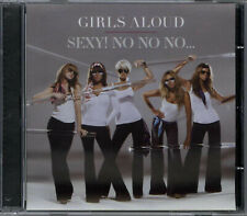GIRLS ALOUD - SEXY! NO NO NO 2007 EU 3 TRACK ENHANCED CD2 SINGLE CHERYL COLE