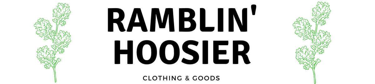 Ramblin Hoosier Clothing and Goods