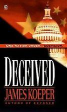 Deceived by Koeper, James