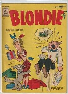 Australian Comic: Blondie #82 - Associated Newspapers 1959