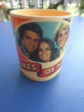 Vintage Deka Dukes of Hazzard Drinking Cup
